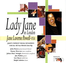 Lady Jane in London CD